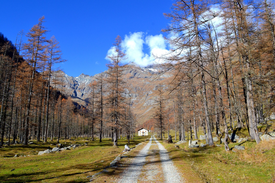 """Pian Azaria, """"il posto più bello del Mondo"""""""