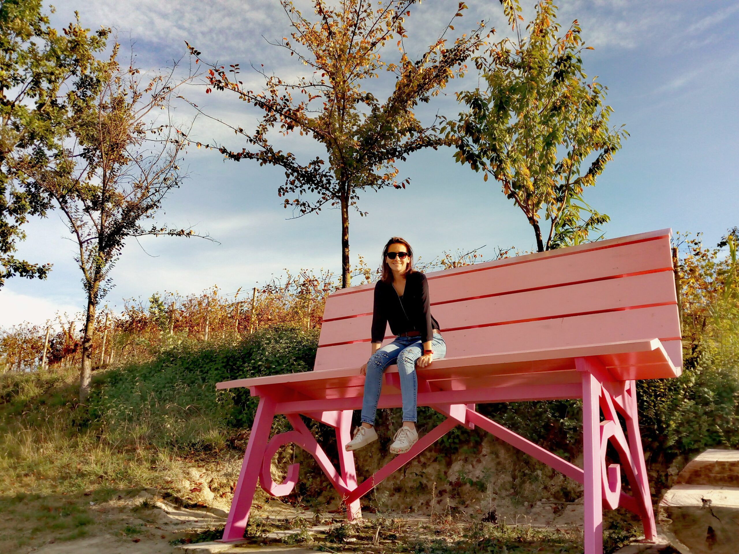 Big Bench n.47, Canale (CN)